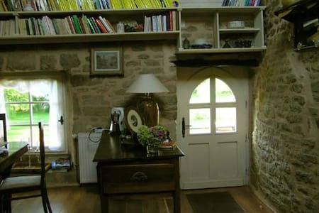 Ty Eliorn Chambre Rose - Langonnet - Bed & Breakfast - 2