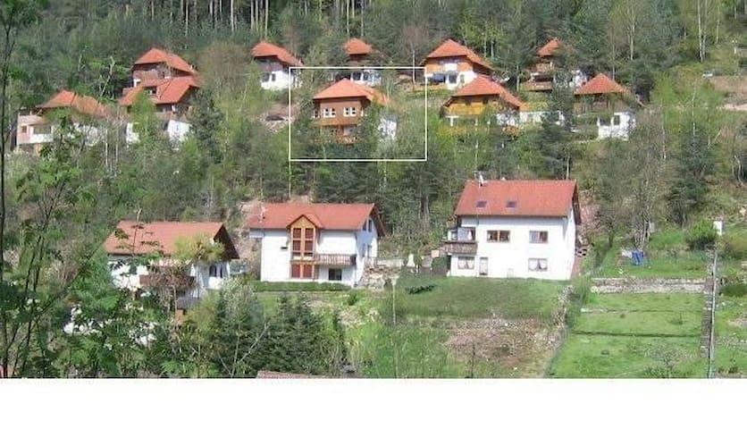 Hornberg Haus Sonnenschein (links)
