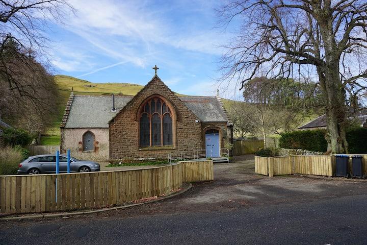 Spacious converted church