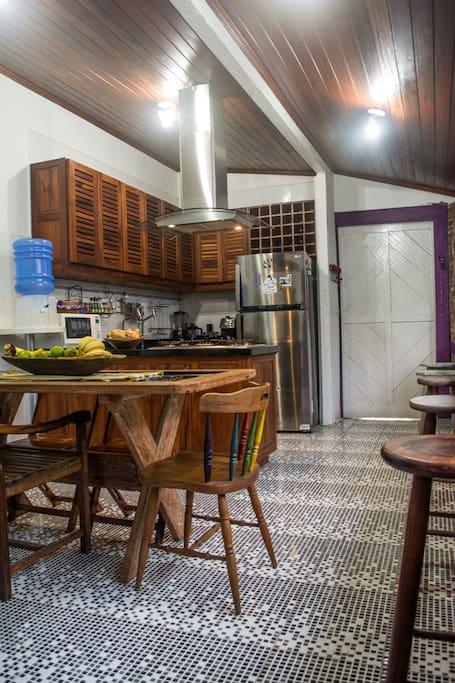 cozinha interno