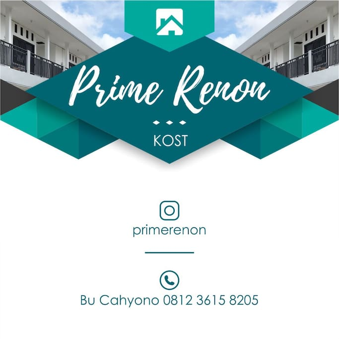Prime renon is a new building