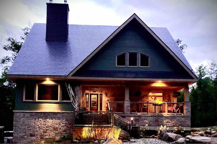 Romantic Private 5 ⭐️ Hidden Gem ~Mins to Ski Hill~