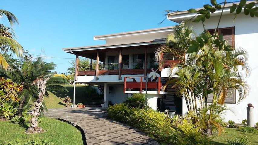 Large  House & Garden - Central