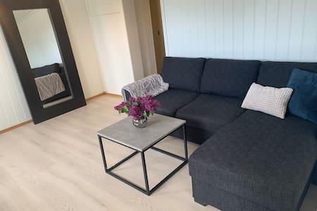 Koselig leilighet i Norges sydligste by