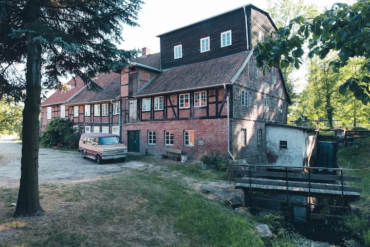 Water Mill between Berlin and HH