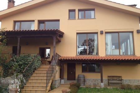 Espectacular casa en Ribadesella - Ribadesella