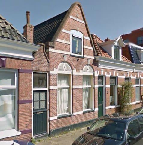 idyllische schipperswoning - Groningen - Apartament