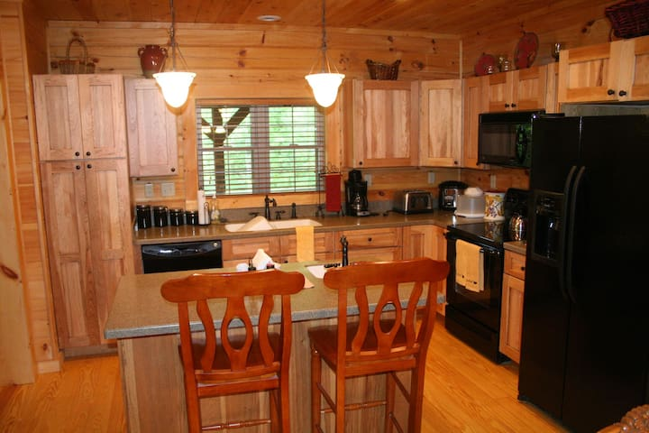 The Beautiful River Point Cabin - Rutherfordton - Cabaña