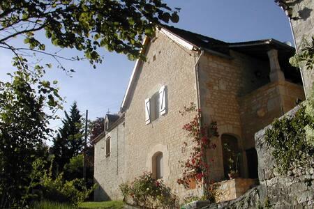 Maison périgourdine 18ème  - ORLIAGUET