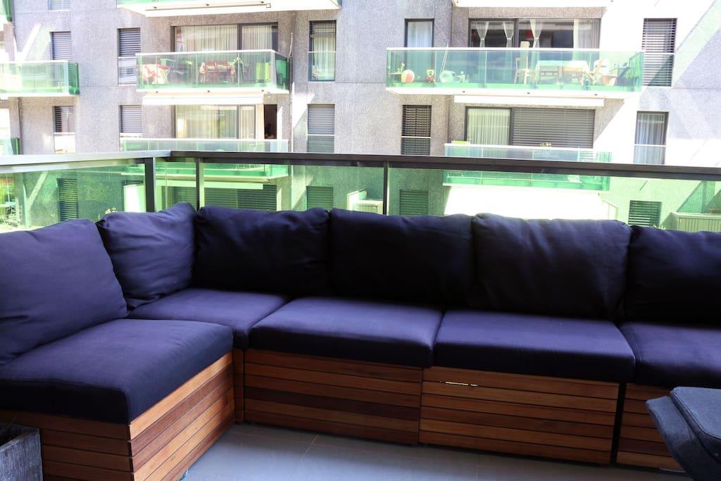 Flat 60 m2 terrasse geneva center   apartments for rent in geneva