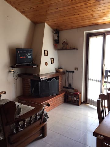 fittasi casa - Castel di Sangro - Rumah