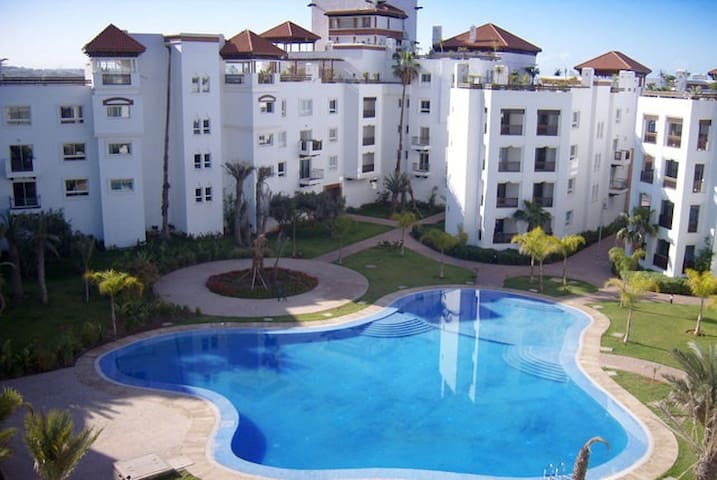 Holiday Apartment AGADIR Marina - Agadir - Apartment