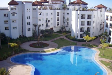 Holiday Apartment AGADIR Marina - Agadir - Appartamento