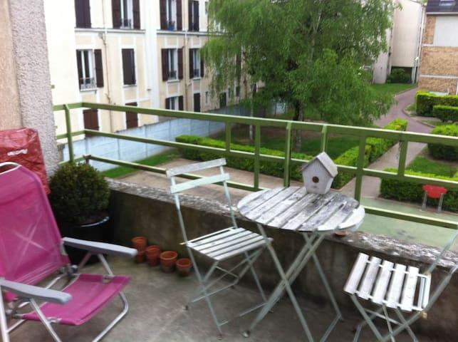 BELLE APPARTEMENT A 10 MIN DE PARIS - Noisy-le-Sec - Appartement