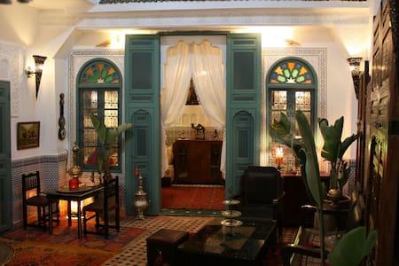 Ryad al Meknassia - Meknes - Bed & Breakfast