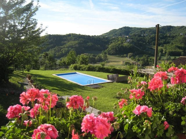 Property in Piedmont Italy - Ponzano Monferrato - House