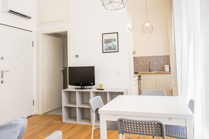 Brand new apt in the heart of Città Studi