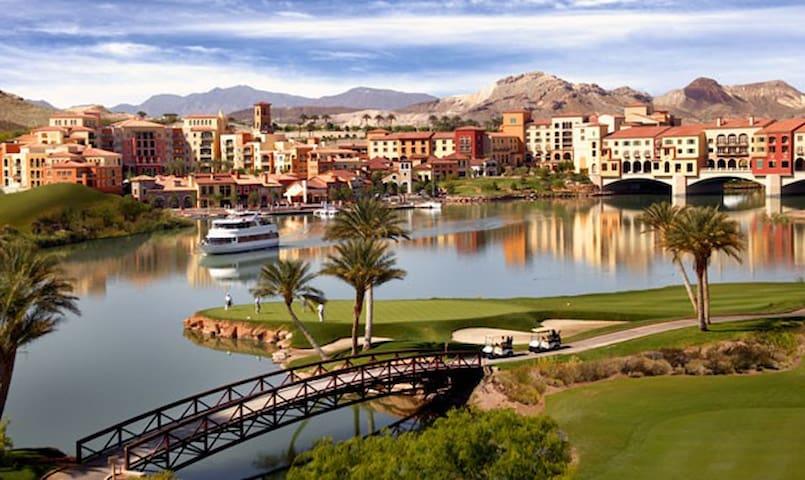 Amazing Lake Las Vegas 1 Bdm apt - Henderson - Daire
