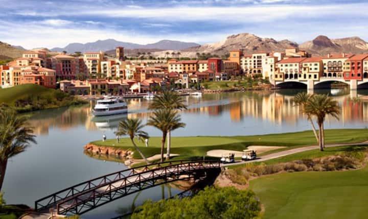 Amazing Lake Las Vegas 1 Bdm apt