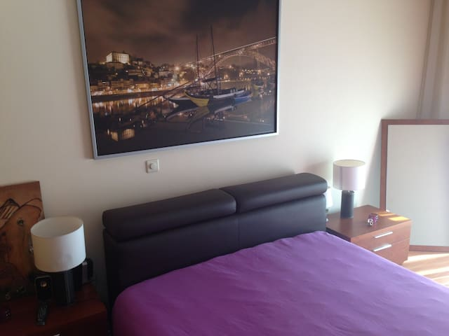 Spacious, modern, stylish apartment - Vila Nova de Gaia - Apartment
