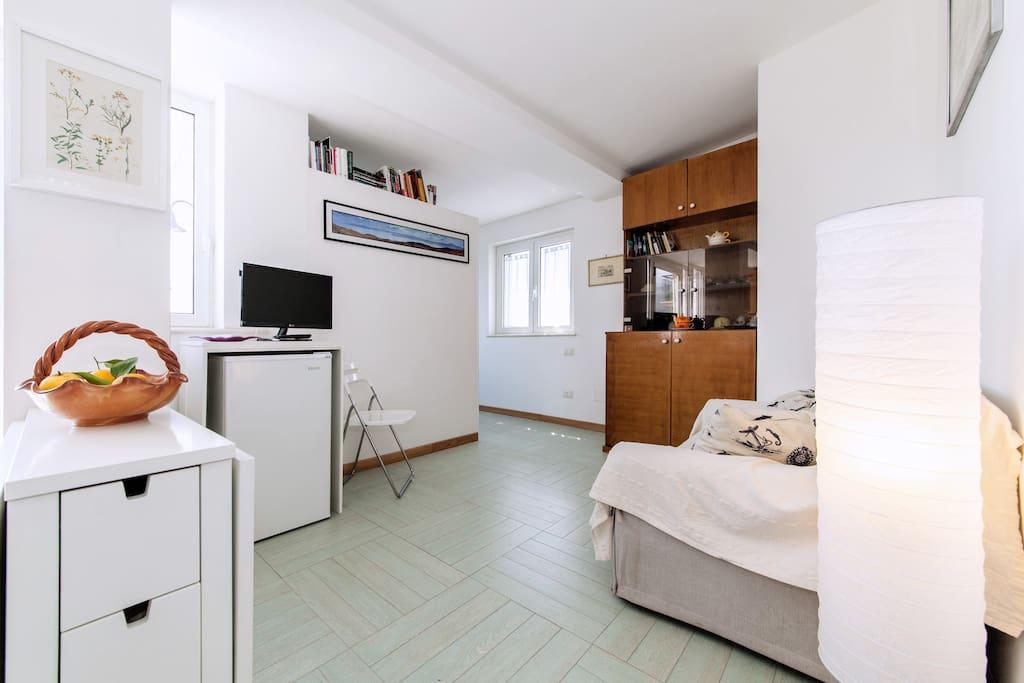 """La Pennata"" attic flat Gaeta"