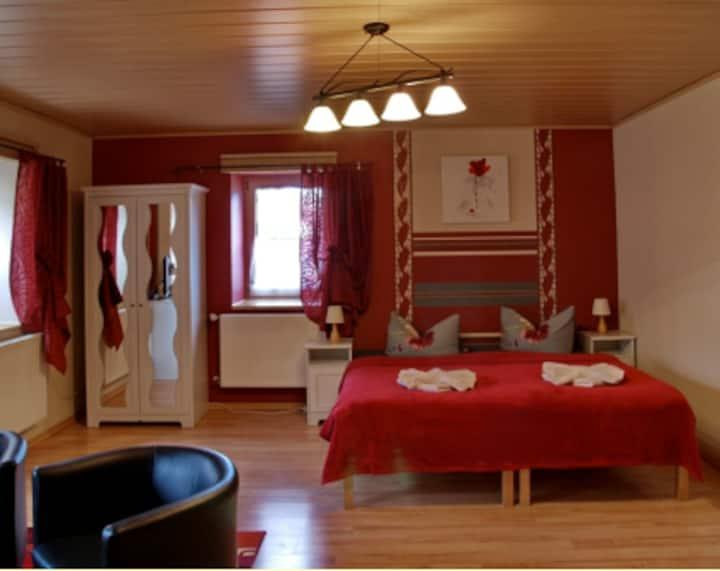 Familienzimmer für 2 bis 4 Personen