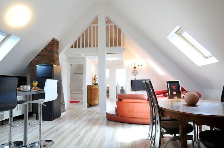 4Creativ Apart près Versailles 6-8P - Saint-Cyr-l'École - Appartement