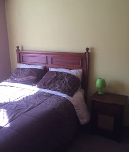 Single room with private bathroom - Concepción