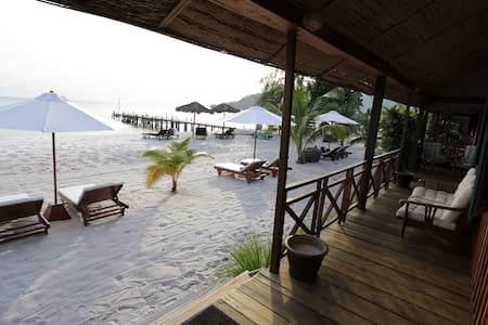 SEA VIEW CHALET - Krong Preah Sihanouk - Bed & Breakfast