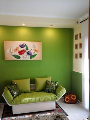 casa vacanza rondinelle - incredibile relax - Sciali di Lauro - Villa