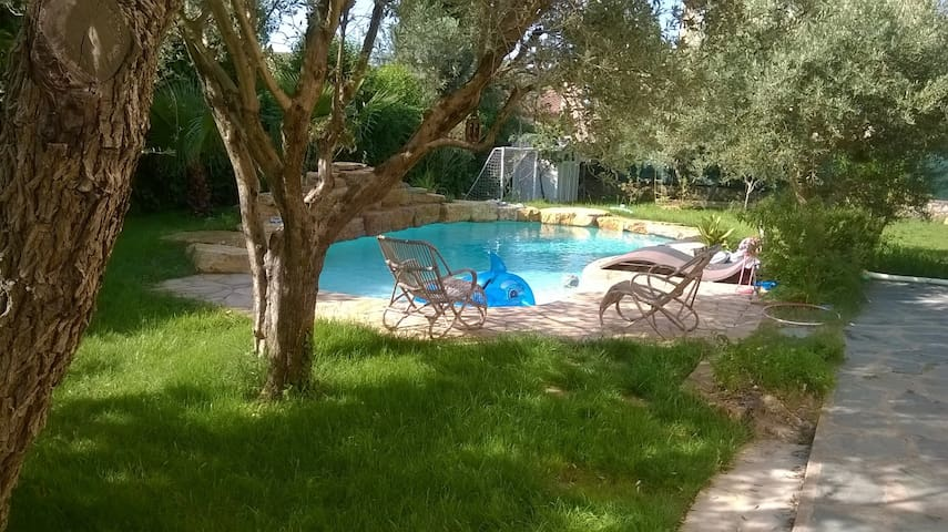 Authentique Maison de Famille. Village Provençal - Trans-en-Provence - Дом