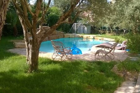 Authentique Maison de Famille. Village Provençal - Trans-en-Provence - Haus