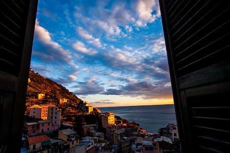 Mar Ligure Rooms - Sarago suite - Riomaggiore - Overig