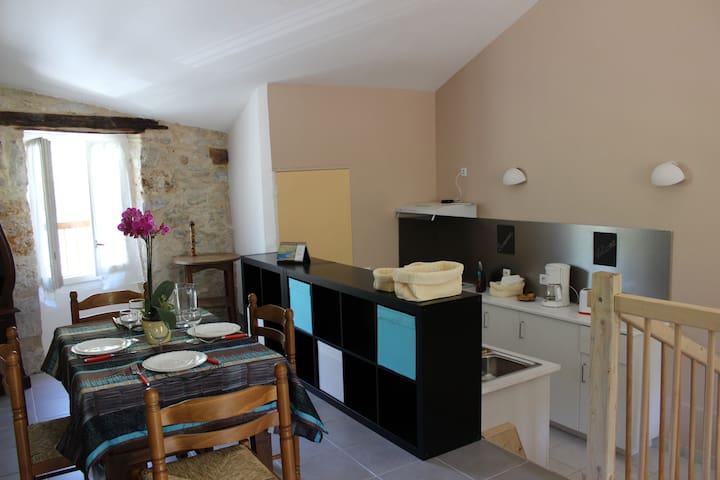Petite Maison Village Médiéval ! - Saint-Antonin-Noble-Val - Casa