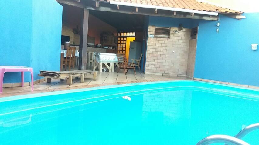 H Hostel Orla Morena Suite Casal ou Família
