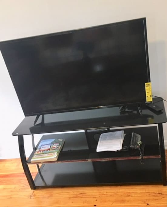 TV with basic cable service