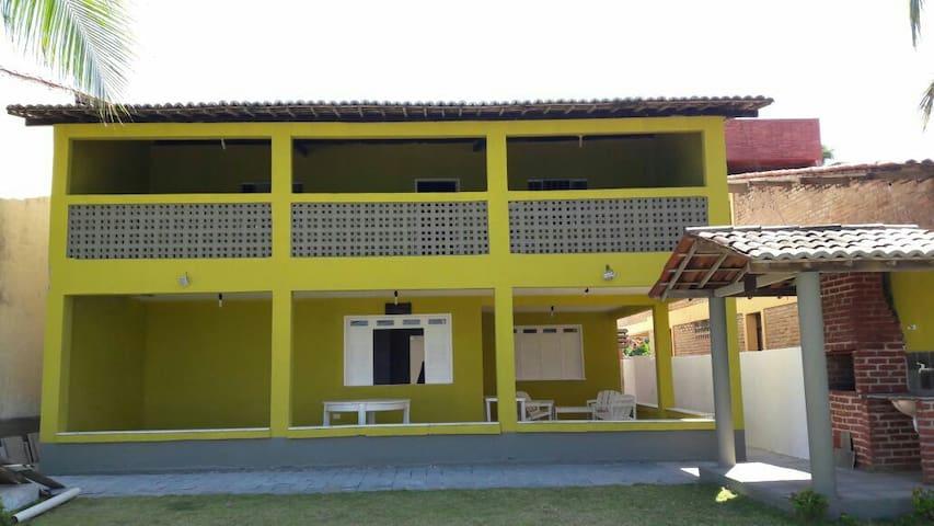 Casa a beira mar na Paraíba - Pitimbu