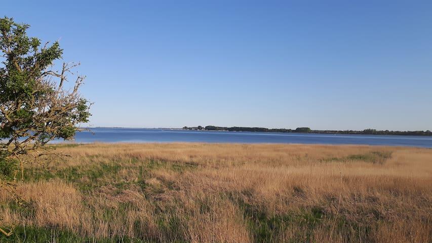 Strelasund - ca. 3 km von unserem Haus
