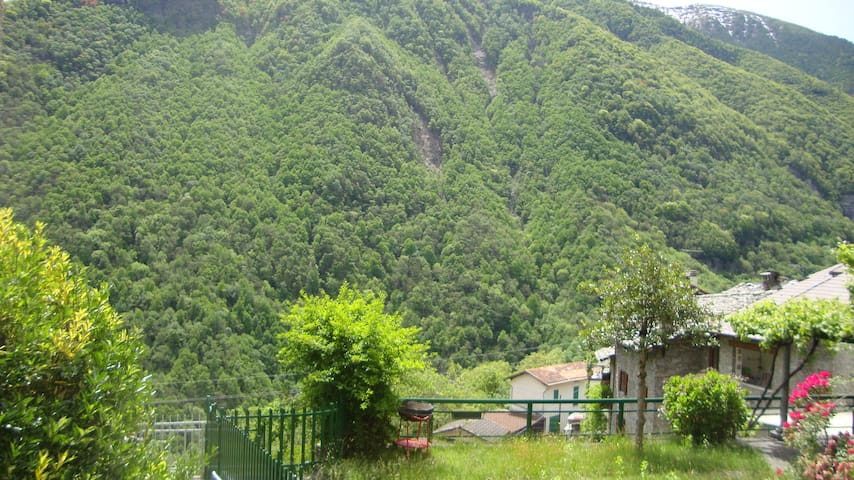holiday in nature ( Dervio ) - Tremenico - Huoneisto