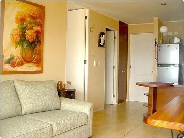 Departamento en Coquimbo gran ubicación y vista. - Coquimbo - Appartamento