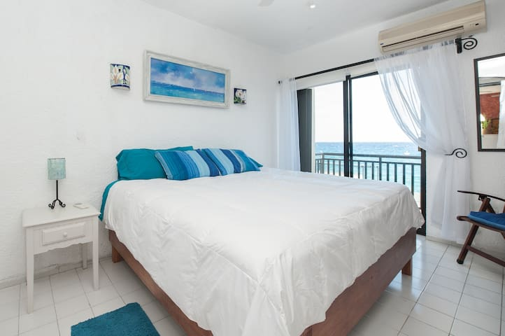 Cool Caribbean views - Cozumel - Apartamento