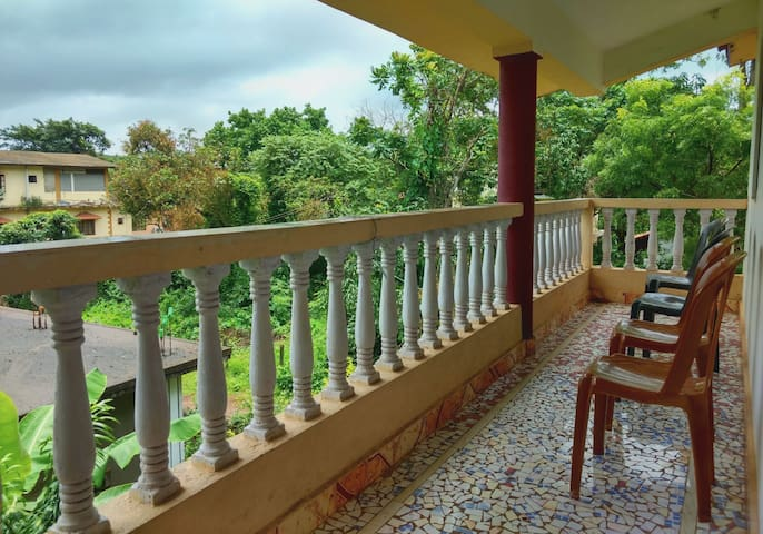Nihal's Hideout - 3 Bedroom Goan homestay