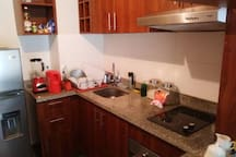 Apartment´s kitchen