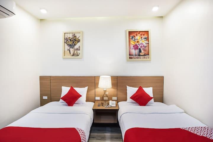 Superior Twin Stay@Casa Mia Hotel Suites