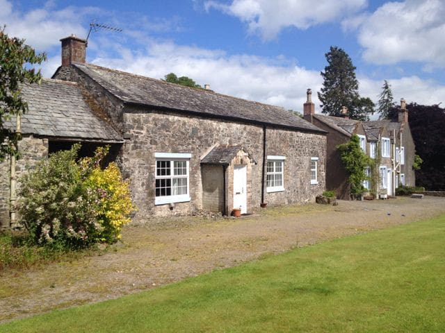 Cosy cottage in beautiful Scottish countryside - Speddoch - Casa