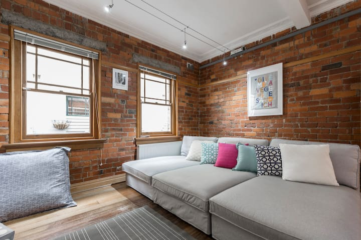 """Bricks & Hygge"" Gorgeous well located apartment - Saint Kilda - Pis"