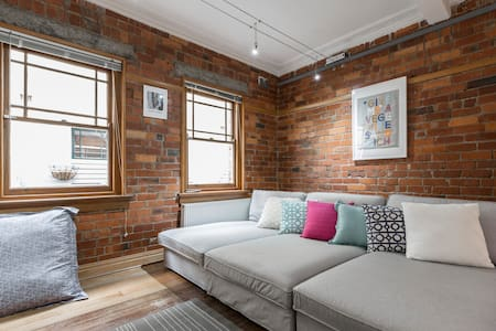 """Bricks & Hygge"" Gorgeous well located apartment - Saint Kilda - Wohnung"