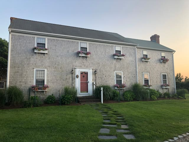 Perfect Family Get Away On Nantucket