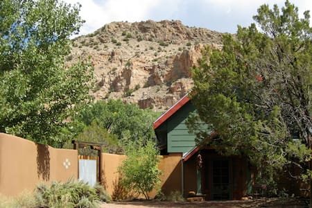 Solar House on the Rio Chama - Abiquiu - 独立屋