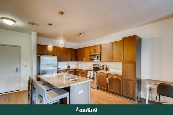 Landing | Modern Apartment with Amazing Amenities (ID3886)